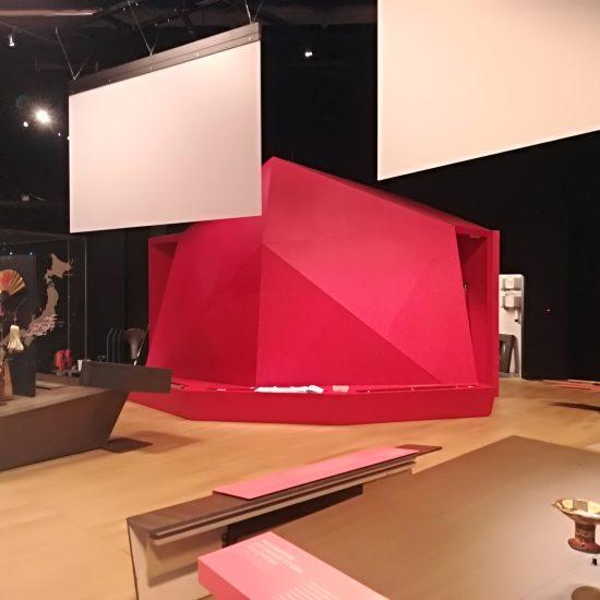 Installateur toile acoustique showroom Lyon