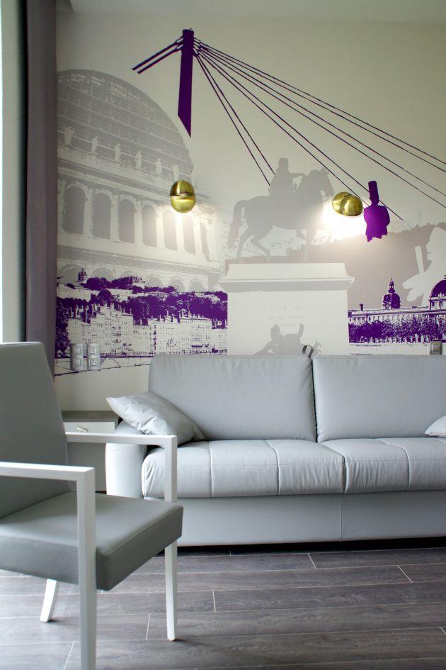 impression sur papier peint personnalis sur mesure. Black Bedroom Furniture Sets. Home Design Ideas